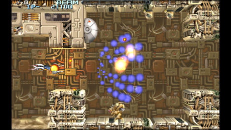 R-Type Dimensions EX: Screen zum Spiel R-Type Dimensions EX.