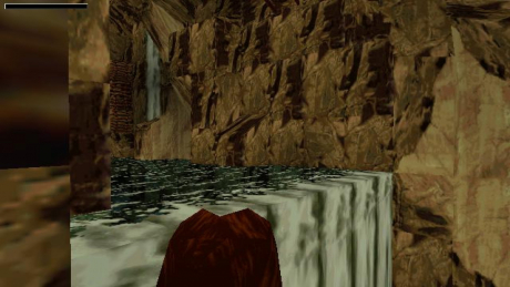 Tomb Raider II: Screen zum Spiel Tomb Raider II.