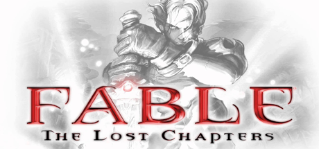 Logo for Fable: The Lost Chapters