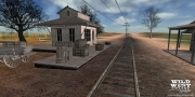 Wild West Online: Gunfighter: Train Station (Bildtitel)
