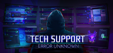 Tech Support: Error Unknown - Tech Support: Error Unknown
