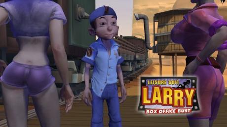Leisure Suit Larry: Box Office Bust: Screen zum Spiel  Leisure Suit Larry: Box Office Bust.