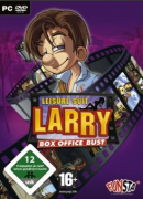 Logo for Leisure Suit Larry: Box Office Bust