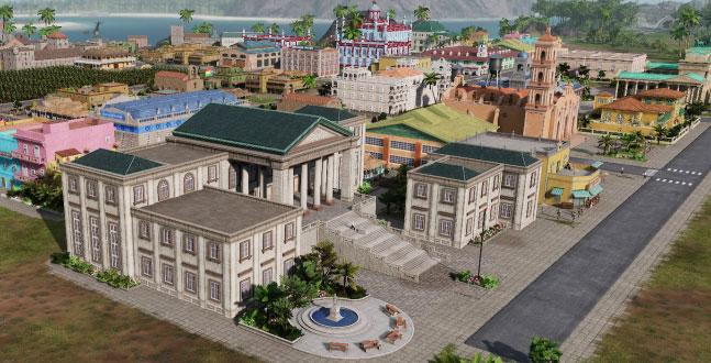 PC - Tropico 6 im Fokus Neue Entwickler, alte Thematik. Was macht Tropico 6 dennoch interessant?