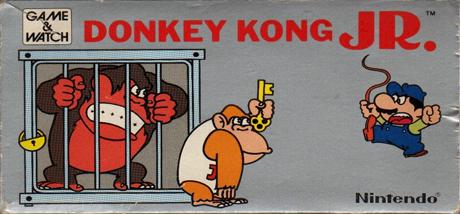 Donkey Kong Jr. - Donkey Kong Jr.