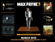 Max Payne 3 - Collectors Edition angekündigt und Inhalt vorgestellt