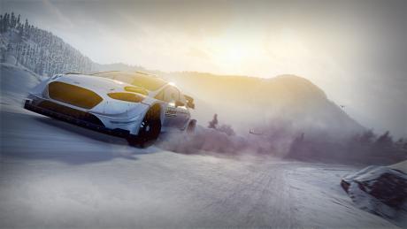 WRC 8 FIA World Rally Championship - Profi-Rennfahrer machen Probefahrt