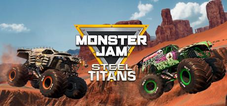 Monster Jam Steel Titans - Monster Jam Steel Titans