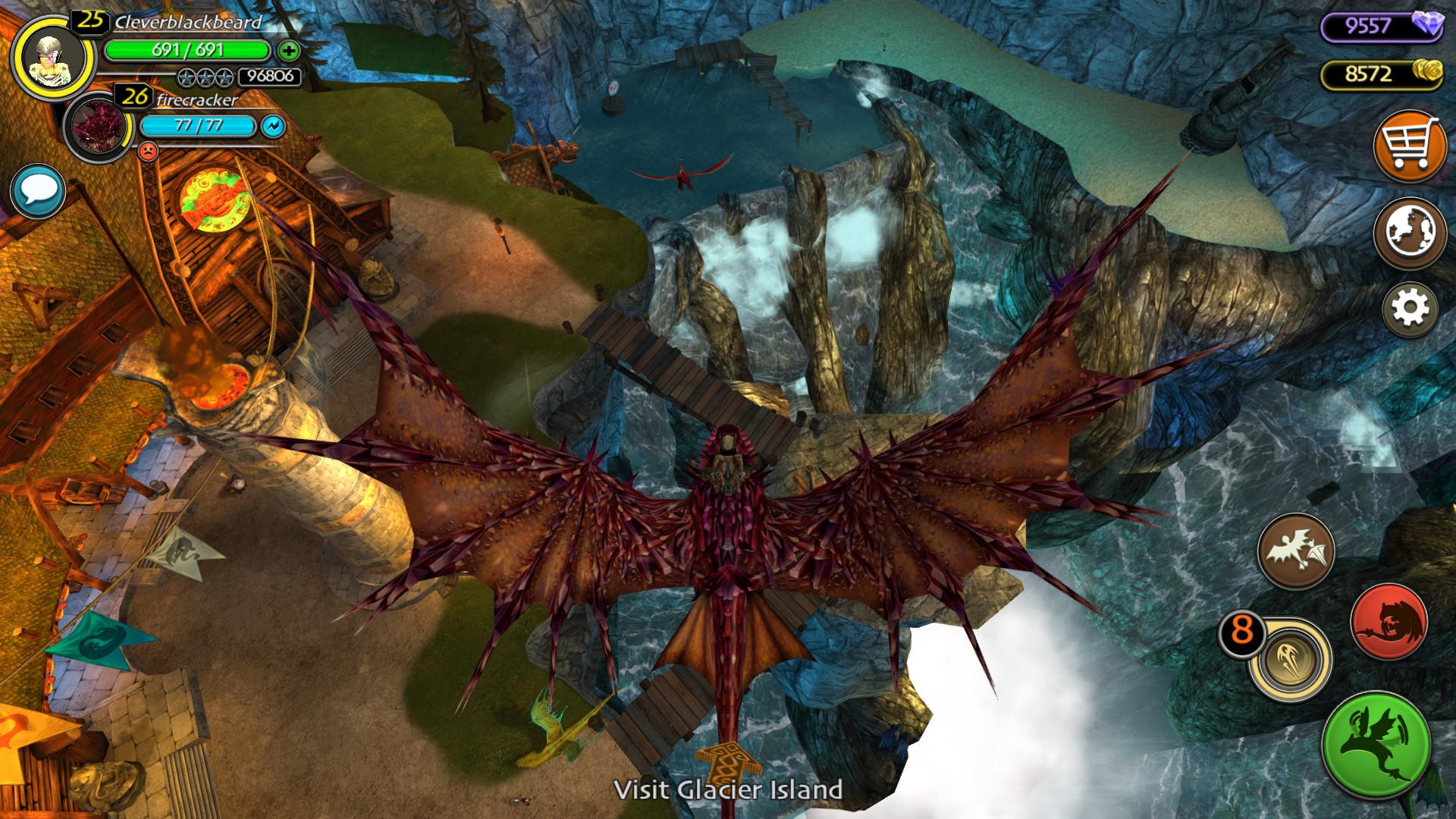 Spielen Dragon Gem