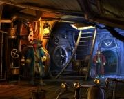 Simon the Sorcerer 5: Wer will schon Kontakt?: Bilder aus dem Adventure Simon the Sorcerer 5: Wer will schon Kontakt?