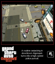 Grand Theft Auto: Chinatown Wars: Screenshot - Grand Theft Auto: Chinatown Wars