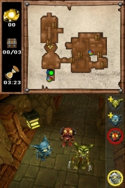 Overlord: Minions: Erste DS-Bilder aus Overlord Minions