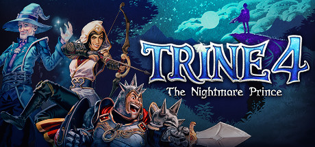 Trine 4: The Nightmare Prince - Trine 4: The Nightmare Prince