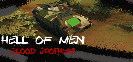 Hell of Men : Blood Brothers - Hell of Men : Blood Brothers