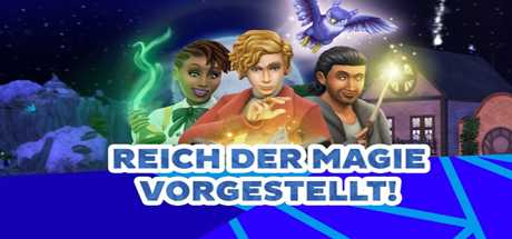 Die Sims 4: Reich der Magie - Die Sims 4: Reich der Magie