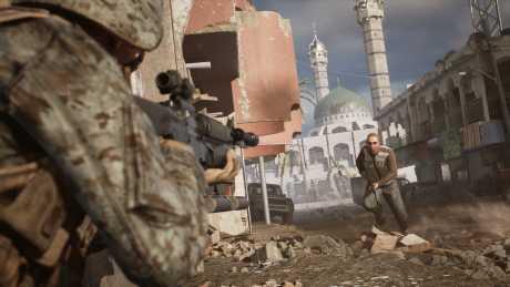 Six Days in Fallujah: Screen zum Spiel Six Days in Fallujah.