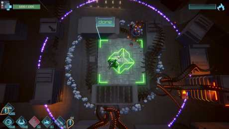 Uragun - Cooler Trailer zum kommenen Top-Down-Shooter erschienen
