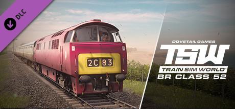 Train Sim World: BR Class 52 'Western' Loco Add-On - Train Sim World: BR Class 52 'Western' Loco Add-On