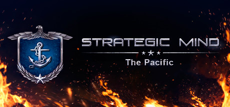 Strategic Mind: The Pacific - Strategic Mind: The Pacific