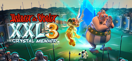 Asterix & Obelix XXL 3  - The Crystal Menhir - Asterix & Obelix XXL 3  - The Crystal Menhir