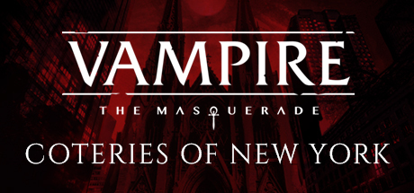 Vampire: The Masquerade - Coteries of New York - Vampire: The Masquerade - Coteries of New York