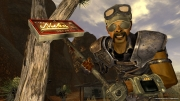 Fallout: New Vegas: Screen zum DLC Gun Runners' Arsenal.
