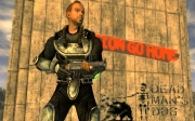 Fallout: New Vegas: Screen zum DLC Courier's Stash.
