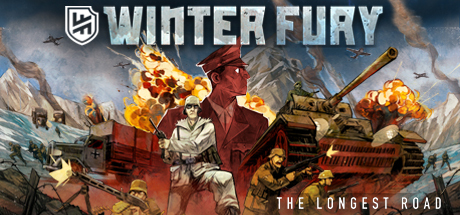 Winter Fury: Longest Road - Winter Fury: Longest Road