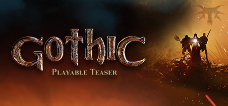 Logo for Gothic Playable Teaser