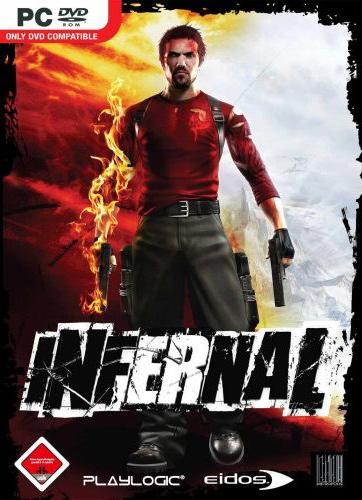 Logo for Infernal: Hell's Vengeance