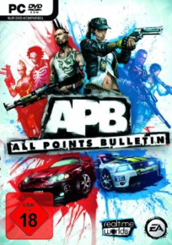 Logo for All Points Bulletin: Reloaded