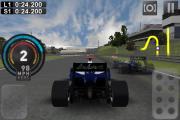 F1 2009: Neue F1-2009 Pics von der iPhone Fassung