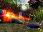 World of Padman: Ansehnlicher Lansflare-Effekt