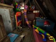 World of Padman: Kinderzimmer Map im Dachgeschoss einer Wohnung