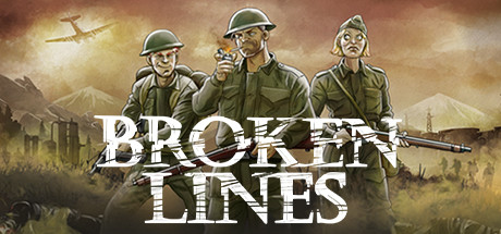 Broken Lines - Broken Lines