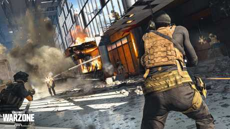 Call of Duty: Warzone: Screen zum Spiel Call of Duty: Warzone.