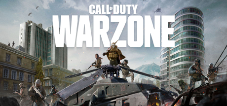 Logo for Call of Duty: Warzone