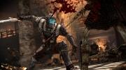 Dead Space 2: Screenshot des Ser Isaac von Clarke-Rüstungssets