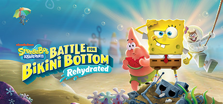 SpongeBob SquarePants: Battle for Bikini Bottom - Rehydrated - SpongeBob SquarePants: Battle for Bikini Bottom - Rehydrated