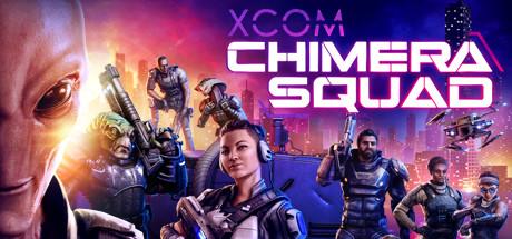 XCOM: Chimera Squad - XCOM: Chimera Squad