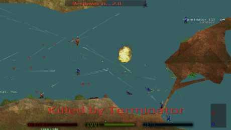 Soldat: Screen zum Spiel Soldat.