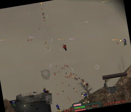 Soldat: Screenshot - Soldat