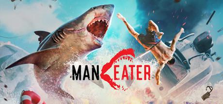 Logo for Maneater