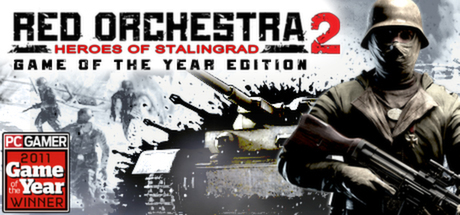 Logo for Red Orchestra 2: Heroes of Stalingrad