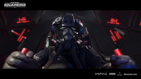 STAR WARS: Squadrons - Neuen animierten Kurzfilm Hunted enthüllt