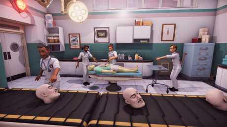 Surgeon Simulator 2 - Die Chirurgie öffnet im Closed-Beta-Wochenende den OP-Raum für die Massen