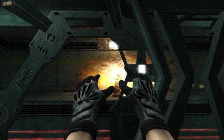 Twin Sector: Screen zum Spiel Twin Sector.