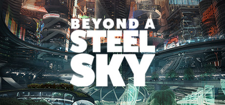 Logo for Beyond a Steel Sky