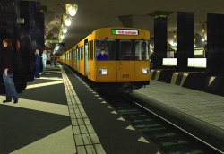 World of Subways Vol 2: Screenshot zum Titel.