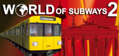 Logo for World of Subways Vol 2